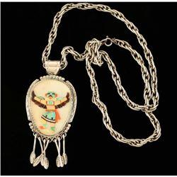 Zuni Kachina Pendant