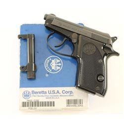 Beretta Mdl 21A .22 LR SN: BCS29493U