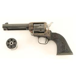 Colt Peacemaker .22 Dual Cylinder SN L03424