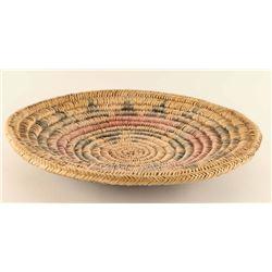 Starburst Navajo Basket