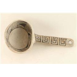 Anasazi Black & White Ladle