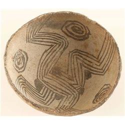 B&W Piedra Anasazi Bowl