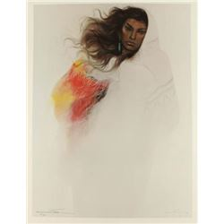 Limited Edition Fine Art Print by Ozz Franca