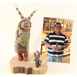 Hopi Clown Kachina