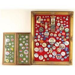 Presidential Button Collection