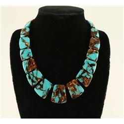 Contemporary Native American Necklace