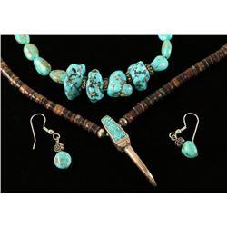 Native Jewelry Lot