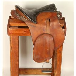 Buena Vista Plantation Saddle