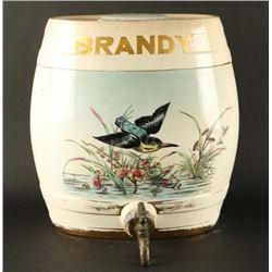 """Brandy"" Spirit Barrel"