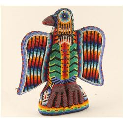 Native American Beaded Thunderbird