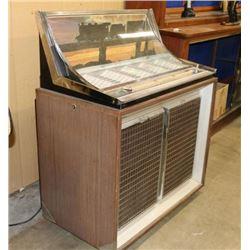 Seeburg Console Jukebox