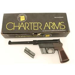 Charter Arms Explorer II .22 LR SN: B012827