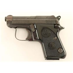 Beretta 950 BS .25 ACP SN: BER85763V