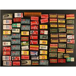 Lot of 22 LR Ammo