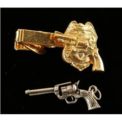Fun Lot of Pistol Jewelry