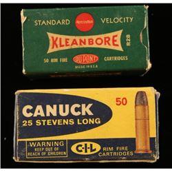 Lot of Vintage Ammo