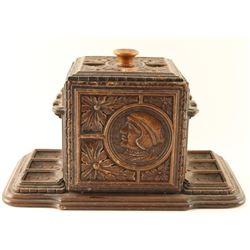 Vintage Pipe Box
