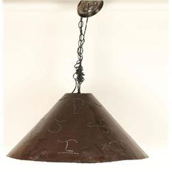 Western Hanging Lamp