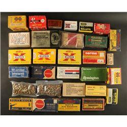 Vintage Ammo Lot