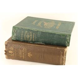 Collection of 2 Horse Stock Books