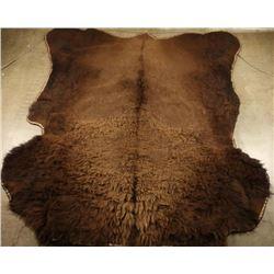 Buffalo Hide Rug