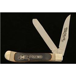 Schrade Old Timer Folding Knife