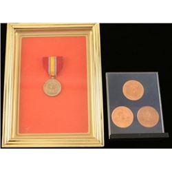 US Metal & Collector coins