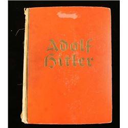 Adolf Hitler Propaganda Book