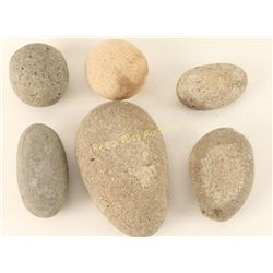 Collection of Grinding Stones
