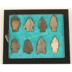 Small Lot of Stone Points