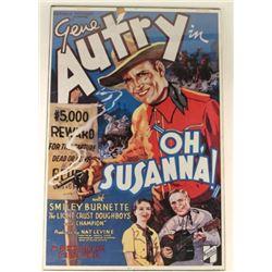 Gene Autry Poster