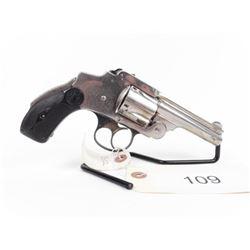 PROHIBITED U.S. OK. Smith & Wesson Top Break