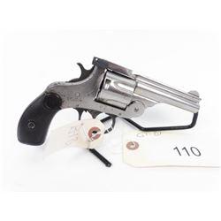 PROHIBITED U.S. OK. H& R 5 Shot Pocket Pistol