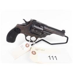 PROHIBITED U.S. OK. Iver Johnson 32 Pocket Pistol