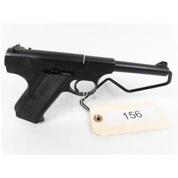 RESTRICTED. NO U.S. BUYERS. Norinco M93 Woodsman Semi 22