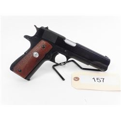 RESTRICTED. NO U.S. BUYERS. Very good Norinco 1911 A1