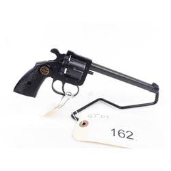 RESTRICTED. Cute Little 22 Short Revolver
