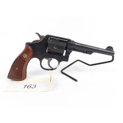 RESTRICTED. Smith and Wesson Revolver