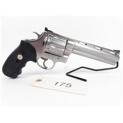 RESTRICTED. Stainless Colt Anaconda