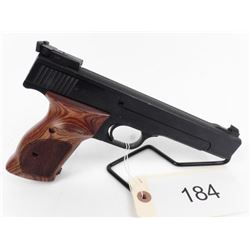 RESTRICTED. S&W Model 41 Bullseye