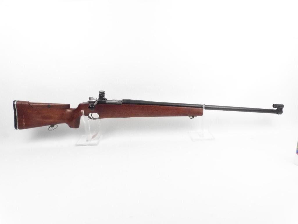 Swedish Mauser Target Rifle