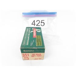 Remington 351 Ammo