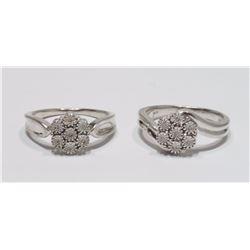 $300 St. Silver Diamond