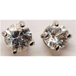 $250 14K W.Sapp Earrings