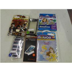 2 Vtech Princess Games , 2 Iphone Cases