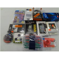 PSP Car Adapter, Wall Charger Tangled Game
