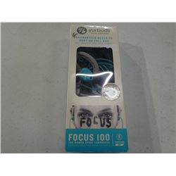 Blue Yurbuds Sport Headphones