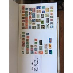 STAMPS, CANADA