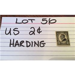 STAMP, US, 2 CENTS