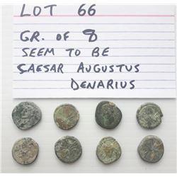 COINS, ROMAN (?)